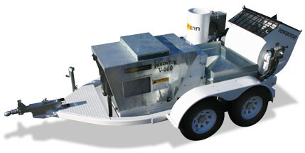 Predator V600 Plaster/Stucco and Fireproofing Tandem Pump