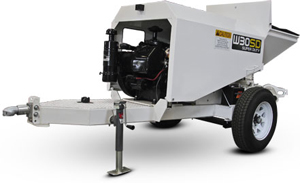 W30 Super Duty Grout & Concrete Pump